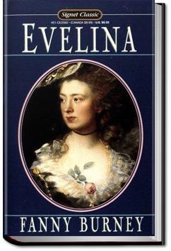 Evelina   Fanny Burney