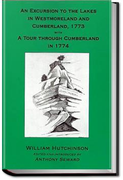 An Excursion to the Lakes | William Hutchinson