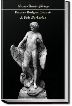 A Fair Barbarian | Frances Hodgson Burnett