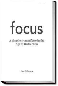 Focus | Leo Babauta