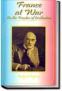 France at War | Rudyard Kipling