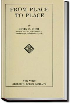 From Place to Place | Irvin S. Cobb