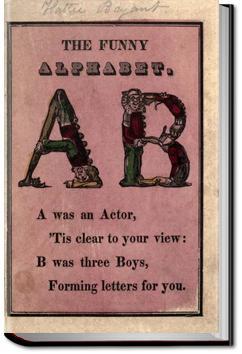 Funny Alphabet   Edward P. Cogger