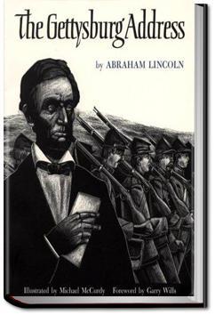 Gettysburg Address | Abraham Lincoln