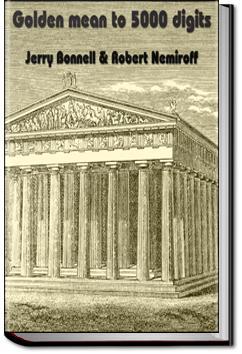 The Golden Mean   Jerry Bonnell and Robert Nemiroff