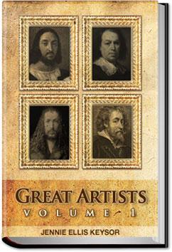 Great Artists, Vol 1. | Jennie Ellis Keysor