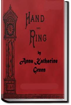 Hand and Ring | Anna Katharine Green