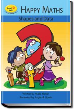 Happy Maths 2: Shapes and Data | Pratham Books