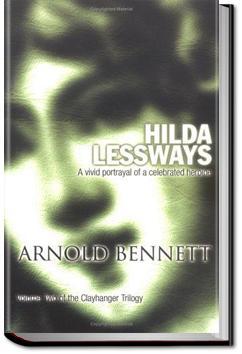 Hilda Lessways | Arnold Bennett