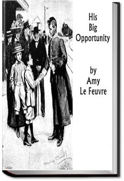 His Big Opportunity | Amy Le Feuvre