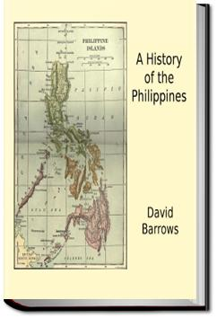 A History of the Philippines | David P. Barrows