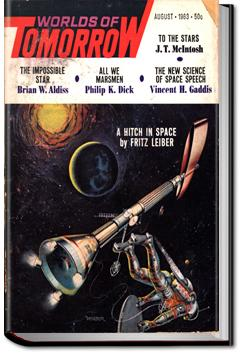 A Hitch in Space | Fritz Leiber