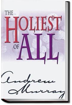 The Holiest of All | Andrew Murray