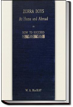 How to Succeed | William Alexander MacKay