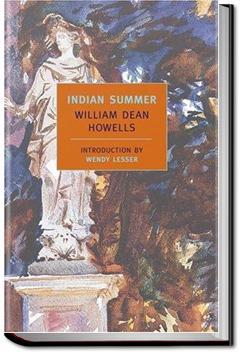 Indian Summer   William Dean Howells