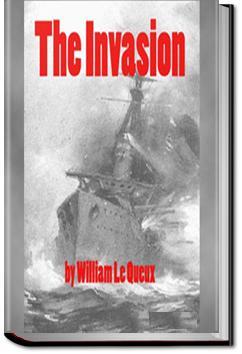 The Invasion | William Le Queux