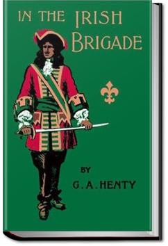 In the Irish Brigade | G. A. Henty