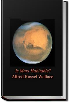 Is Mars Habitable?  | Alfred Russel Wallace