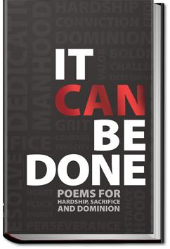 It Can Be Done |
