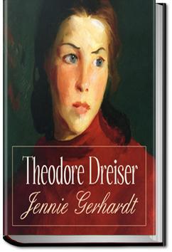 Jennie Gerhardt   Theodore Dreiser