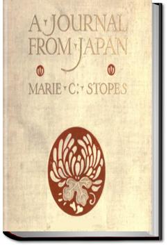 A Journal From Japan | Marie Stopes
