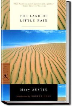 The Land of Little Rain | Mary Hunter Austin