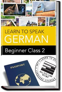 German - Beginner - Class 2 | Learn to Speak
