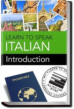 Italian - Introduction | Learn to Speak