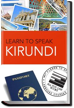Kirundi   Learn to Speak