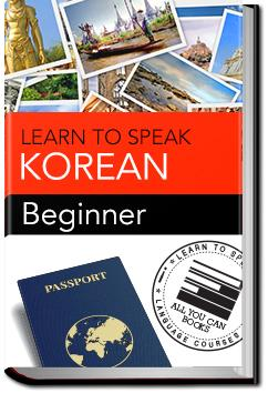 Korean - Beginner | Learn to Speak