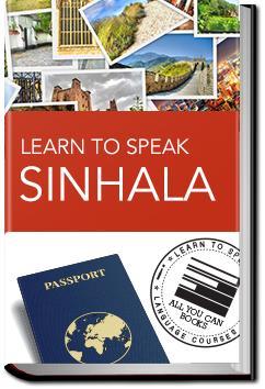Sinhala | Learn to Speak