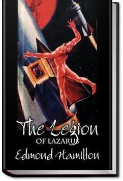 The Legion of Lazarus | Edmond Hamilton