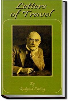 Letters of Travel | Rudyard Kipling