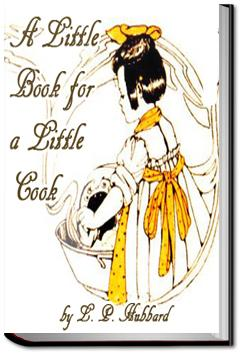 A Little Book for A Little Cook | L. P. Hubbard