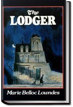 The Lodger | Marie Belloc Lowndes