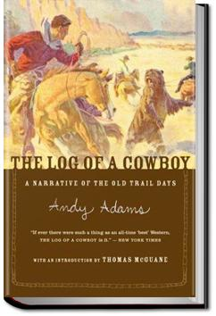 The Log of a Cowboy | Andy Adams