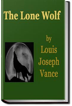 The Lone Wolf | Louis Joseph Vance