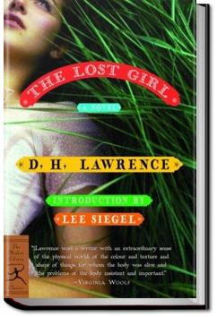The Lost Girl | D. H. Lawrence