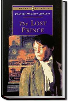 The Lost Prince | Frances Hodgson Burnett