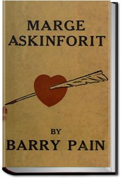Marge Askinforit | Barry Pain