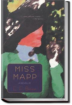 Miss Mapp E F Benson Audiobook And Ebook All You border=