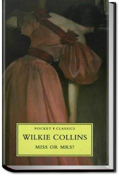 Miss or Mrs? | Wilkie Collins