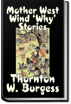 Mother West Wind 'Why' Stories | Thornton W. Burgess