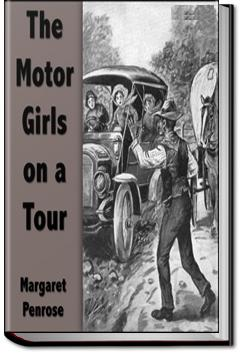 The Motor Girls on a Tour | Margaret Penrose