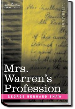 Mrs. Warren's Profession | George Bernard Shaw