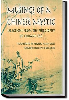 Musings of a Chinese Mystic   Chaung Tzu