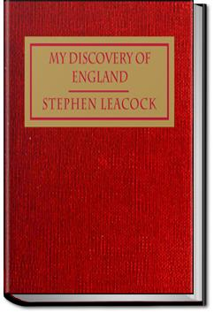 My Discovery of England | Stephen Leacock