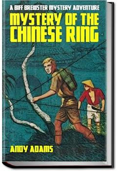 The Mystery of the Chinese Ring   Andy Adams