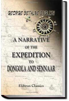 A Narrative of the Expedition to Dongola and Sennaar | George Bethune English