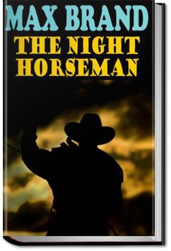 The Night Horseman | Max Brand